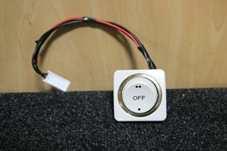 USED RV/MOTORHOME/CAMPER INTERIOR ON/OFF SWITCH & HARNESS
