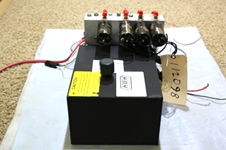 USED RV PARTS HWH HYDRAULIC PUMP AP29281 FOR SALE