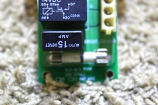 USED RV PARTS POWER GEAR 140-1130 SLIDE OUT CONTROL BOARD FOR SALE