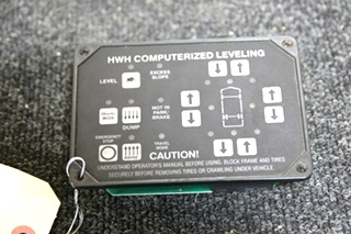 USED RV/MOTORHOME HWH COMPUTERIZED LEVELING PN: AP24249