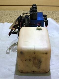 USED MOTORHOME POWER GEAR HYDRAULIC PUMP 500507 RV PARTS FOR SALE
