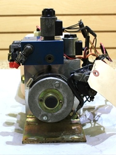 USED MOTORHOME POWER GEAR HYDRAULIC PUMP 500507 RV PARTS FOR SALE