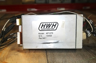 USED RV/MOTORHOME HWH CORPORATION CONTROL BOX P/N: AP1079 *OUT OF STOCK*