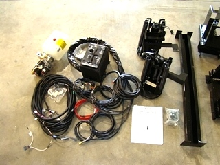 NEW HWH JOYSTICK-CONTROLLED 225 SERIES LEVELING SYSTEM P/N: AP40816