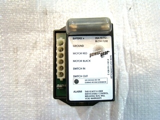 USED POWER GEAR SLIDE-OUT CONTROLLER P/N: 140-1163 510116