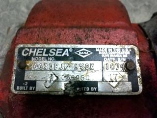 USED DANA CORP. CHELSEA PTO PUMP MODEL: 266XDFJP N56K