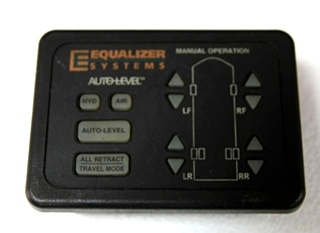 USED EQUALIZER SYSTEM RV DUAL AUTO LEVEL P/N: 1285-E-NULL