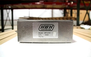 USED RV/MOTORHOME HWH CORPORATION CONTROL BOX P/N: AP14721 *OUT OF STOCK*