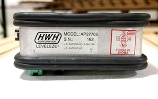 USED HWH CORPORATION CONTROL BOX P/N: AP37703