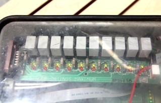 USED HWH CORPORATION LEVELEZE CONTROL BOX P/N: AP31864