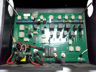Used Monaco Battery Control Board P/N: 16602962