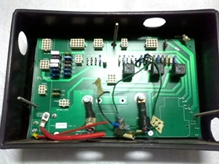 USED MONACO RV BATTERY CONTROL BOARD P/N: 16615059