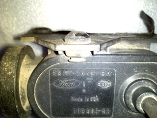USED FORD VACUUM PUMP P/N: E3 HT-2A451-BA