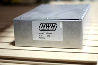 USED HWH CORP. RV/MOTORHOME CONTROL BOX MODEL: AP9488 *OUT OF STOCK*