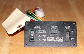 USED FIRESTONE INTELLIRIDE LEVELING TOUCH PAD MODULE MODEL: 00-00893-000 *OUT OF STOCK*