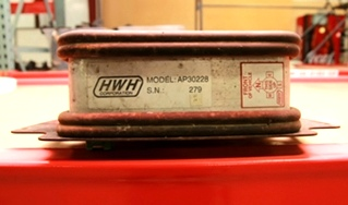 USED HWH CORP. LEVELING CONTROL BOX MODEL: AP30228