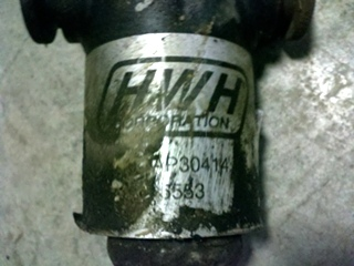 USED HWH HYDRAULIC LEVELING JACK AP30414 FOR SALE