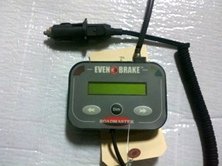 USED ROADMASTER EVEN BRAKE TRANSMITTER BARX120 FOR SALE  **Out Of Stock**