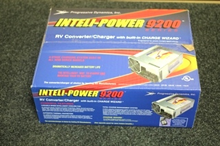 NEW INTELLI-POWER 60 AMP ELECTRONIC POWER CONVERTER W/ BUILT IN CHARGE WIZARD P/N: PD9260-CV