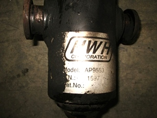 USED HWH LEVELING JACK P/N AP9553 FOR SALE