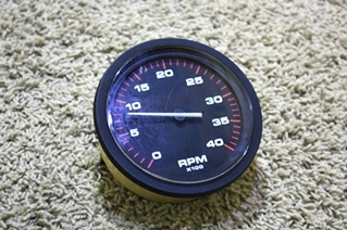 USED RV DASH GAUGE - TACHOMETER MOTORHOME PARTS FOR SALE