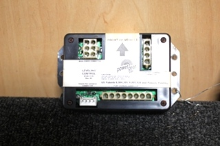 USED POWER GEAR LEVELING CONTROLLER PN: 140-1229 *OUT OF STOCK*