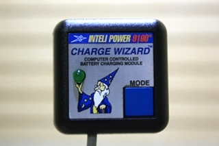 USED INTELI POWER 9100 CHARGE WIZARD RV PARTS FOR SALE