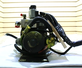 USED RV POWER GEAR HYDRAULIC PUMP 500893 MOTORHOME PARTS FOR SALE