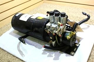 USED RV POWER GEAR HYDRAULIC PUMP 500893 MOTORHOME PARTS FOR SALE