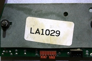USED MOTORHOME TANK MONITOR LA1029 PANEL FOR SALE