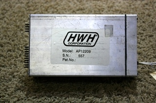 USED HWH MOTORHOME LEVELING CONTROL BOX AP12209 FOR SALE