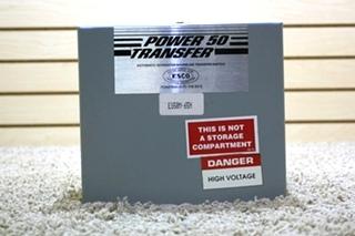 USED RV POWER 50 TRANSFER ES50M-65N MOTORHOME PARTS FOR SALE