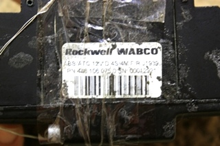 USED MOTORHOME ROCKWELL WABCO ABS CONTROL BOARD 4461060750 FOR SALE