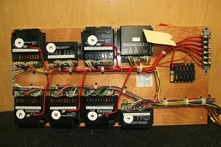 USED RV INTELLITEC 2007 11 PIECE CONTROL PANEL