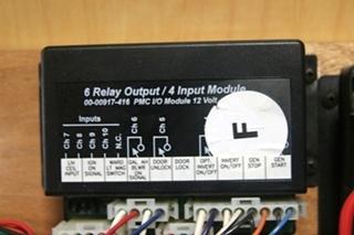 USED RV INTELLITEC 2007 11 PIECE CONTROL PANEL