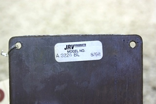USED MOTORHOME JRV SLIDE OUT CONTROL A3226BL RV PARTS FOR SALE