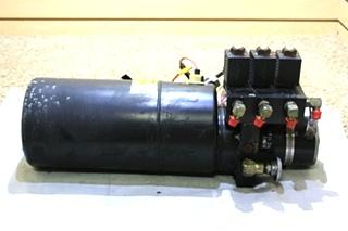 USED RV POWER GEAR 500348 HYDRAULIC PUMP FOR SALE