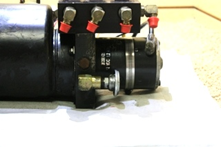 USED RV POWER GEAR 500348 HYDRAULIC PUMP FOR SALE