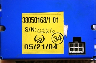 USED RV ALADDIN TANK INDICATOR 38050168/1.01 FOR SALE