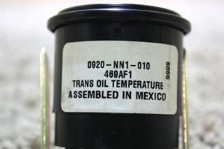 USED RV TRANS OIL TEMPERATURE GAUGE 0920-NN1-010 FOR SALE