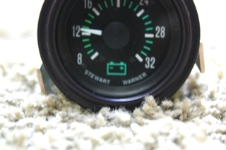 USED RV VOLTMETER GAUGE 0920-NN1-006 MOTORHOME PARTS FOR SALE