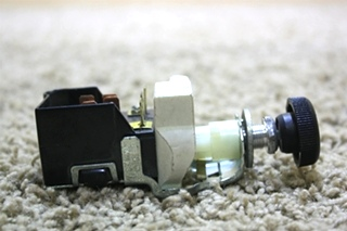 USED MOTORHOME HEADLIGHT CONTROL SWITCH FOR SALE