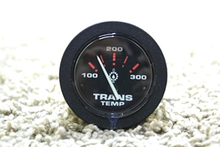 USED TRANS TEMPERATURE MOTORHOME DASH GAUGE 58731 RV PARTS FOR SALE