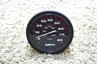 USED MOTORHOME SPEEDOMETER 57913 DASH GAUGE RV PARTS FOR SALE