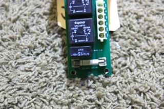 USED MOTORHOME POWER GEAR 14-1130 SLIDE OUT CONTROL BOARD FOR SALE