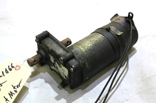 USED MOTORHOME POWER GEAR SLIDE OUT MOTOR 521066 FOR SALE