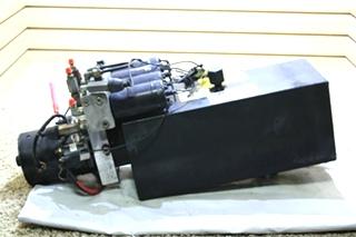 USED RV HWH AP13334 HYDRAULIC PUMP MOTORHOME PARTS FOR SALE