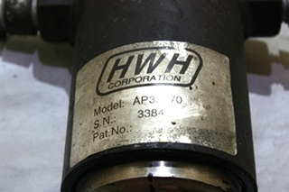 USED MOTORHOME HWH AP32770 LEVELING JACK CYLINDER RV PARTS FOR SALE