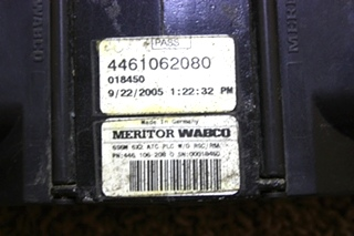 USED RV MERITOR WABCO ABS CONTROL BOARD 4461062080 MOTORHOME PARTS FOR SALE
