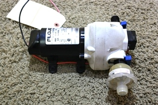 USED FLOJET WATER SYSTEM PUMP 03526-144 RV PARTS FOR SALE